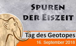Tag des Geotops am 16. September 2018